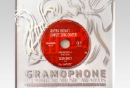 Gramophone Classical Music Awards 2017 (Bacewicz: Complete String Quartets)