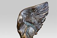 """""""Srebrne skrzydło"""" za wieloletnią wybitną działalność artystyczną promującą miasto Tarnowskie Góry"""
